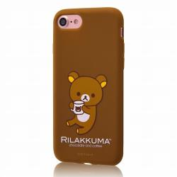 Ingrem iPhone 7 Rilakkuma Sili...