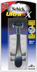 Schick Ultra Plus X holder wit...