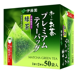 Itoen Premium Bag Green Tea 50...