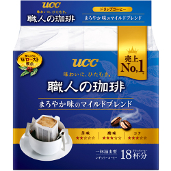 UCC Craftsman Of Coffee Mild b...