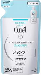 KAO Curel Shampoo Refill 360ml