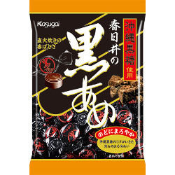 Kasugai Black Sugar Candy 150g