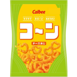 Calbee Corn Cheese Taste 50g