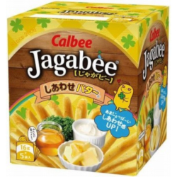 Calbee Jagabee Happy Butter 80...
