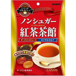 Kanro Non Sugar Tea House 72g