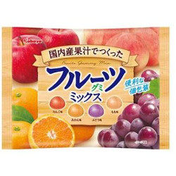 Kabaya Fruit Gummy Mix 160g