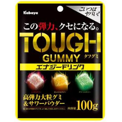 Kabaya Tough Gummy Energy Drin...