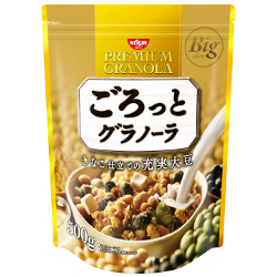 Nissin Cisco Gorotto Granola E...
