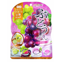 Senjakuame Full Grape Candy 85...