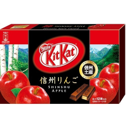 Nestle Kit Kat Shinshu Apple 1...