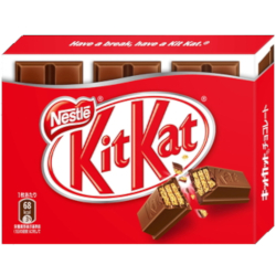 Nestle Kit Kat Mini 3 Sheets