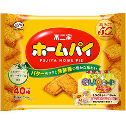 Fujiya Home Pie 40 Sheets
