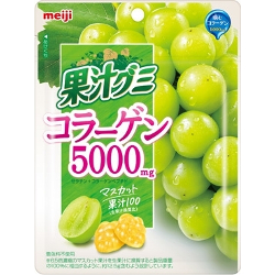 Meiji Juice Gummy Collagen Mus...