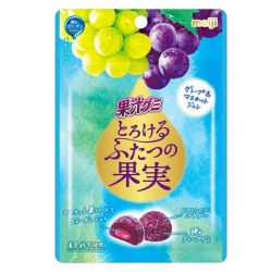 Meiji Jucie Gummy Two Melting ...