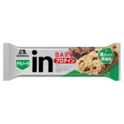 Morinaga In Bar Protein Glanol...