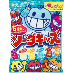Lion Soda Kids Candy 98g