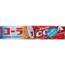 Lion Cola Candy Stick Type 10G...