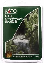 Kato 24-344 Scenery Set for Wa...