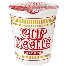 Nissin Cup Noodle Soy Sauce Ta...