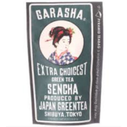 Japan Greentea Garasha Sencha ...