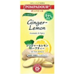 Japan Greentea Ginger & Lemon ...