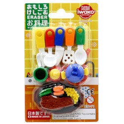 Iwako Cooking Eraser