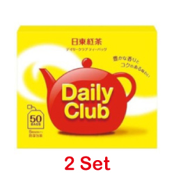 Nitto Kocha Daily Club Tea Bag...