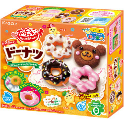 Kracie Popin' Cookin' Donuts 38g